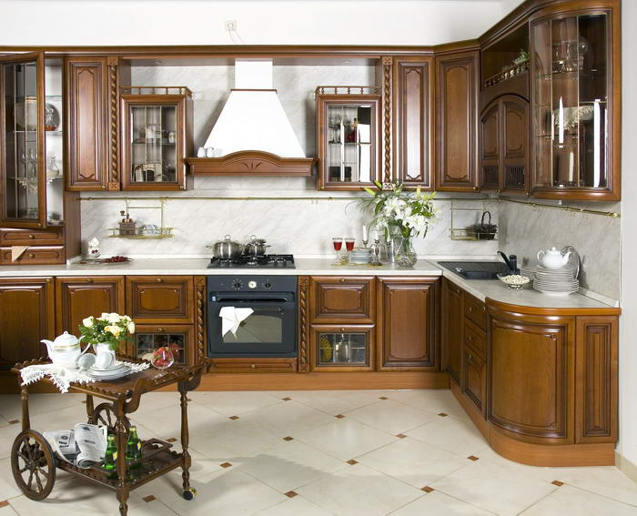 Kitchen and bath remodeling services in los angeles ca for Romano italian kitchen