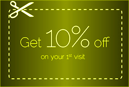 10% OFF First Time Customer